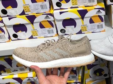 Myydään: Adidas Pureboost men running size:UK9.5