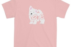 Selling: West Highland White Terrier - LoVe T-Shirt