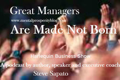 Coaching Session: Great Managers Are Made Not Born