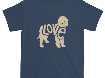 Selling: Golden Doodle - LoVE T-shirt