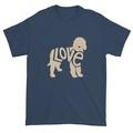 Selling: Golden Doodle - LoVE T-shirt