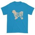 Selling: LoVe T-shirt - Tibetan Terrier Edition - Brindle Color Design