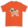 Selling: LoVe Shirt - PUG edition