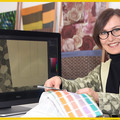 Workshop Angebot (Termine): Kreiere den Stoff für deinen Schal
