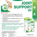 Buy Now: Naturez Ayurveda  joint support organic rubbing oil (700 bottles)