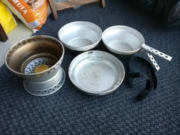 Selling: Camping stove