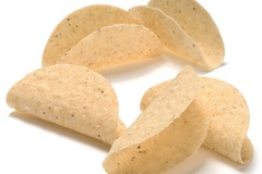 Online Listing: White Mini Taco Shells - 2 - 100ct Cases