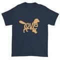 Selling: LoVe T-Shirt - Golden Retriever