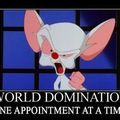 "Coaching Session: Pinky & The Brain ""World Domination"" Conversation"