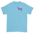 Selling: Tie-Dye Great Dane T-Shirt