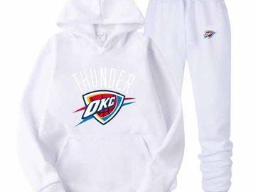 Vente avec paiement en ligne: 2019 marque de mode Oklahoma ville mode basket-ball à capuche