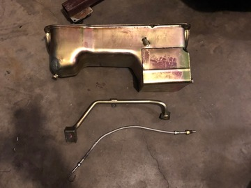 Selling with online payment: Canton 351w Foxbody oil pan