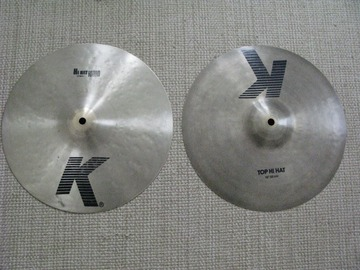 "Selling with online payment: K. Zildjian 13"" Hi-Hats"