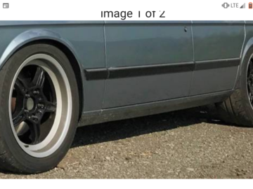 Selling: BMW M System Style 21 17x8 et20 square