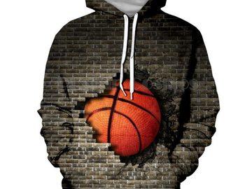 Vente avec paiement en ligne: Nouveaux ballons de basket hommes sweat à capuche pour femme