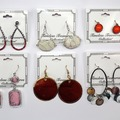 Buy Now: 65 prs-- Department store Earrings-- All Colors  $1.50 pair