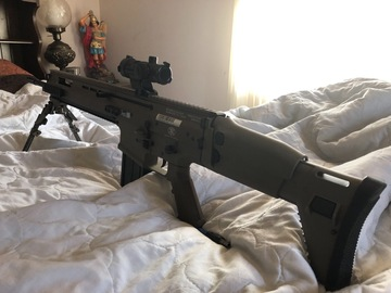 Selling: Hpa vfc scar ssr
