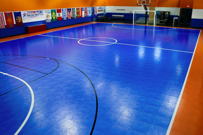 Indoor Basketball Gym For Rent Huego