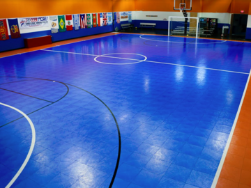 Available To Book & Pay (Hourly): Indoor Basketball Gym for rent