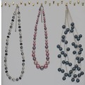 Buy Now: (50) Department Store Necklaces - All Pearls - Total MSRP $1,900