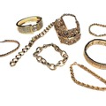 Buy Now: 55 pcs-- Department Store Bracelets-- all Goldtone-- $1.79 pcs