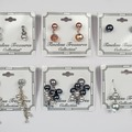 Buy Now: 65 pairs-- Department Store Earrings-- All Pearls!  $1.49 pair