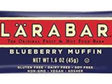 Online Listing: Larabar Blueberry Muffin (5 Boxes Min)