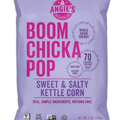 Online Listing: Angie's BOOMCHICKAPOP Sweet & Salty Kettle  Popcorn (5 Boxes Min)