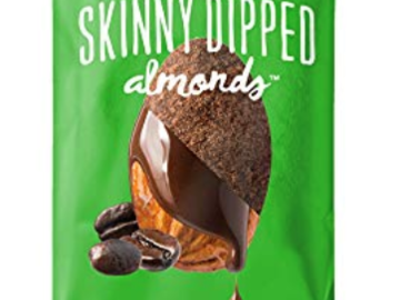 Online Listing: Skinny Dipped Chocolate Espresso Covered Almonds (4 Boxes Min)