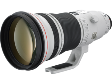 Vermieten: CANON EF 400mm 2.8L IS II USM