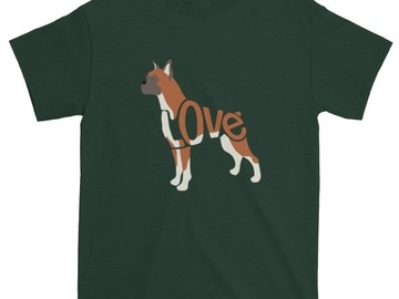 Selling: LoVe T-Shirt -  Boxer Edition