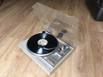 Vente: Platine tourne-disques Pioneer PL-560 à entrainement direct
