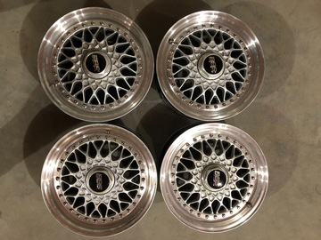Selling: BBS RS224 15x6.5 et45