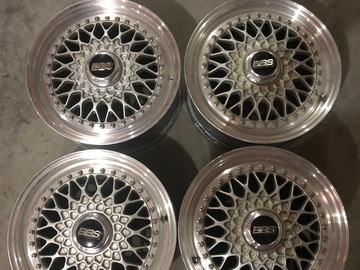 Selling: BBS RS322 16x8 et50