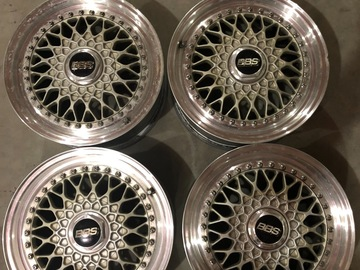 Selling: BBS RS137 16x7 et45