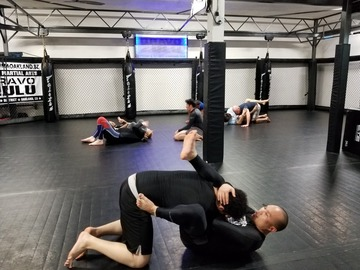 List a Space: MMA GYM SPACE AVAILABLE