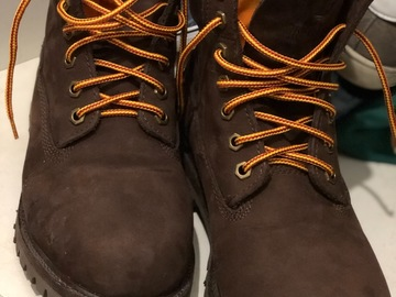 Selling: 42 M timberland new shoes