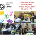 Partner Event: Performing Artists Resource Fair