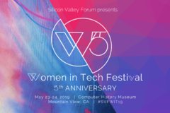 Partner Event: Women in Tech Festival 2019