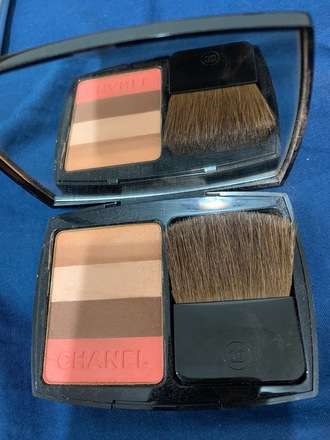 79e789ffa colorete/bronceador Chanel - Beautiers