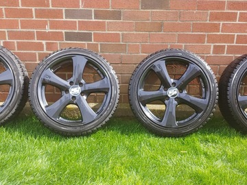 Selling: 4 MSW by O.Z 18x8 type 19 with Yoko iceguard