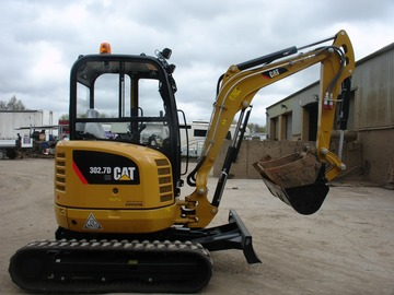 Weekly Equipment Rental: 3 Ton Excavator