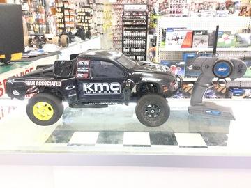 Selling: Team Associated 2WD SC10 brushless/ Losi Spektrum Radio System