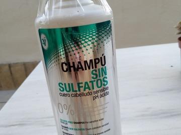Venta: Champu sin sulfatos sin sal sin silicona, Valquer