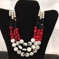 Buy Now: 50 pcs-- Designer Necklace-- Multi Row  $1.99 pcs