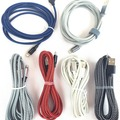 Buy Now: Lot of 400 Lightning & Mirco USB Cables Assorted Sizes & Colors