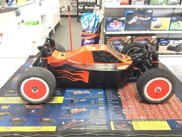Selling: HR/ HPI D413 with Orion Power System and spare parts.