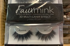 Buy Now: 100 x Eyelashes - Brands Included Ardell, Remy, KISS and More