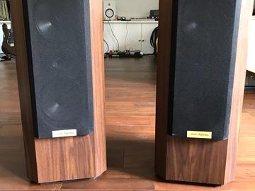 Vente: Vends Enceintes Colonnes Audio Reference
