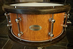 Selling with online payment: Angelim Pedra Snare drum By Klemm Drums